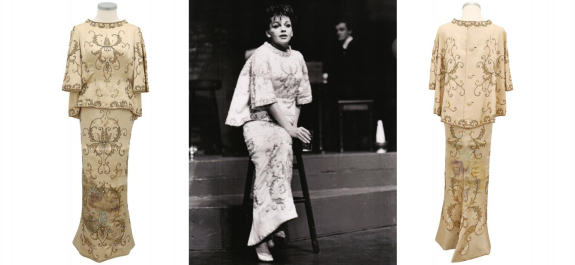 Judy Garland TV Costume