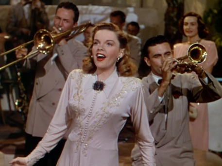 """Judy Garland sings """"Johnny One Note"""" in 1948's Words and Music"""