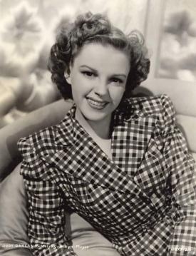 Judy Garland in 1941
