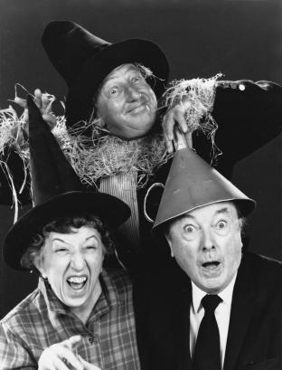 1970 Wizard of Oz Reunion