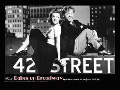 Judy Garland and Mickey Rooney on TCM April 8, 2004
