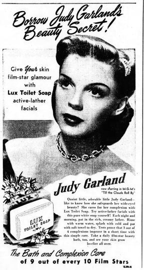 April 10, 1947 LUX TOILET SOAP The_Sydney_Morning_Herald