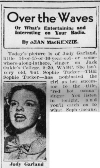 April 13, 1937 RADIO OAKIE SHOW The_News_Herald (Franklin PA)
