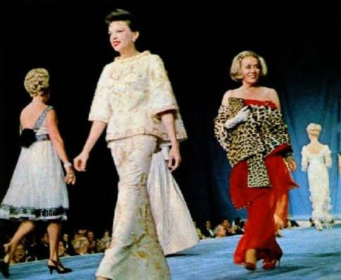 April 13, 1964 Fashion Show