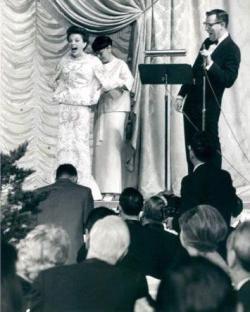 April 13, 1964 Studio City Fashion show