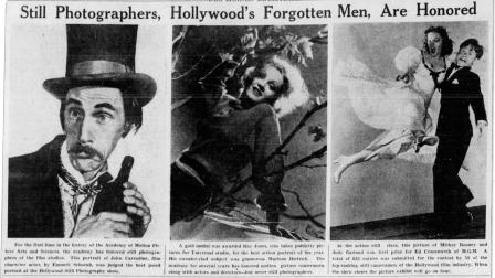 April 17, 1941 PHOTOGRAPHER CONTEST