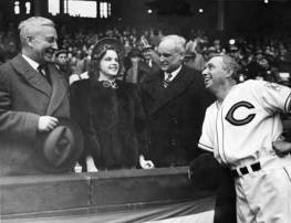 April 21, 1939 Cleveland