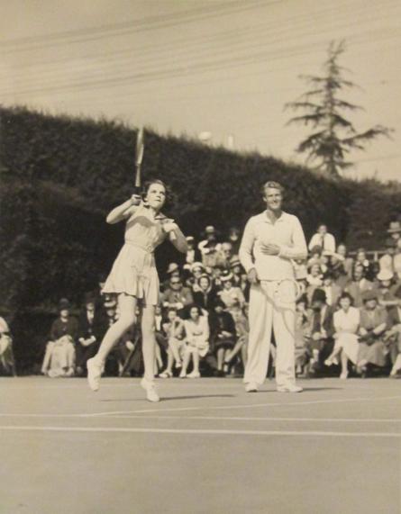 April-21,-1940-Playing-Tennis-FX