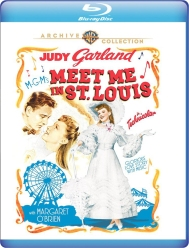 Meet Me In St. Louis on Blu-ray from the Warner Archive Collection