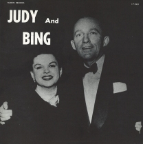 Judy Garland and Bing Crosby 1980s LP