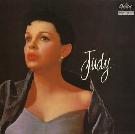 """""""Judy"""" - Capitol Records LP of songs by Judy Garland"""