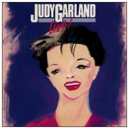 Judy Garland Live! 1989 CD