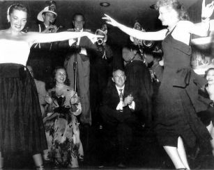 MOCAMBO w LUCY April 24, 1950