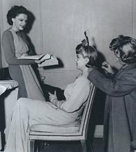 Ziegfeld Girl Lana and Judy 1