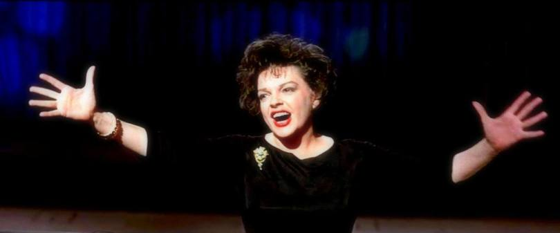 "Judy Garland in ""I Could Go On Singing"""