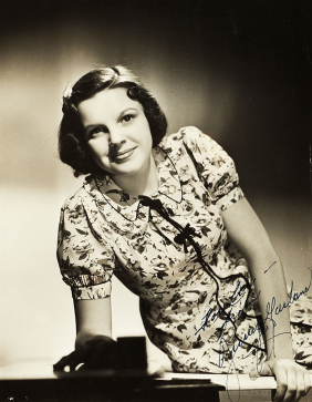 Judy Garland 1937