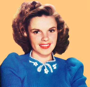 Judy Garland in 1943