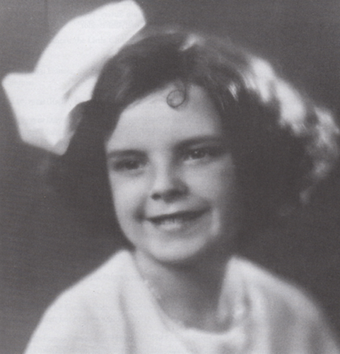 Judy Garland in 1931