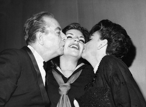 May 11, 1965 Liza and Vincente Flora 1