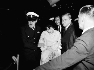 May 21, 1964 Leaving Melbourne 1