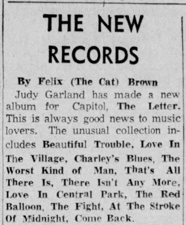 May 27, 1959 THE LETTER LP The_Times_and_Democrat