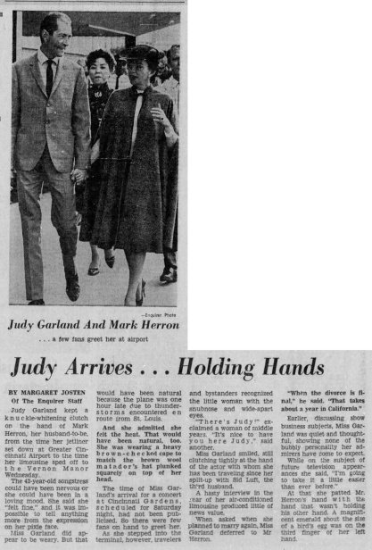 May-27,-1965-JUDY-ARRIVES-The_Cincinnati_Enquirer