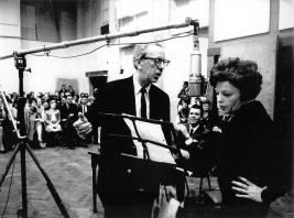 May 9, 1962 with Saul Chaplin