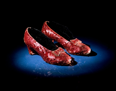 Ruby Slippers Smithsonian 2