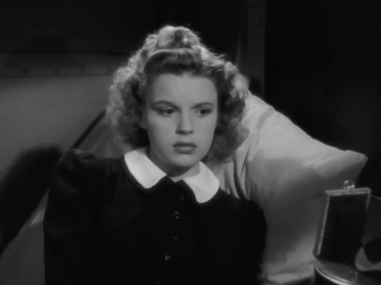 """Judy Garland, """"I Cried For You"""" from """"Babes in Arms"""""""