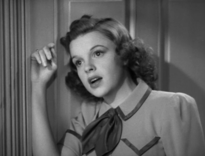 """Judy Garland in """"Strike Up The Band"""""""