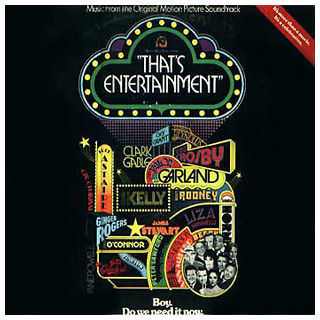 "Original Motion Picture Soundtrack ""That's Entertainment!"" 1974"