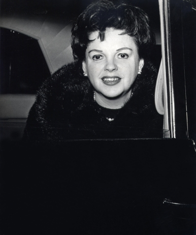 Judy Garland in Texas, May 1961
