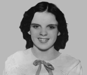 Judy Garland in 1934