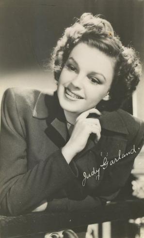 Judy Garland in 1942