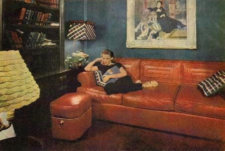 1947 copy of Woman's Home Companion