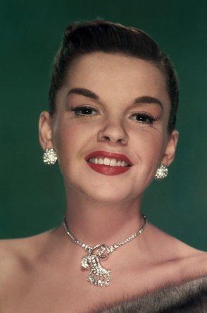 Judy Garland 1950 portrait