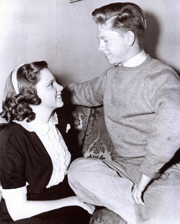 Judy-and-Mickey-on-the-set