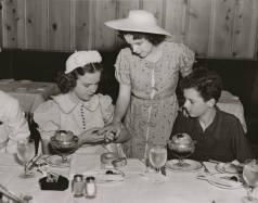 June 10, 1936 with Deanna Freddie