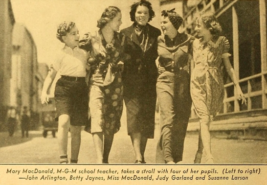 June 1937 with school teacher