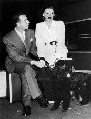 June 21, 1945 Minnelli Dearborn station Minnelli