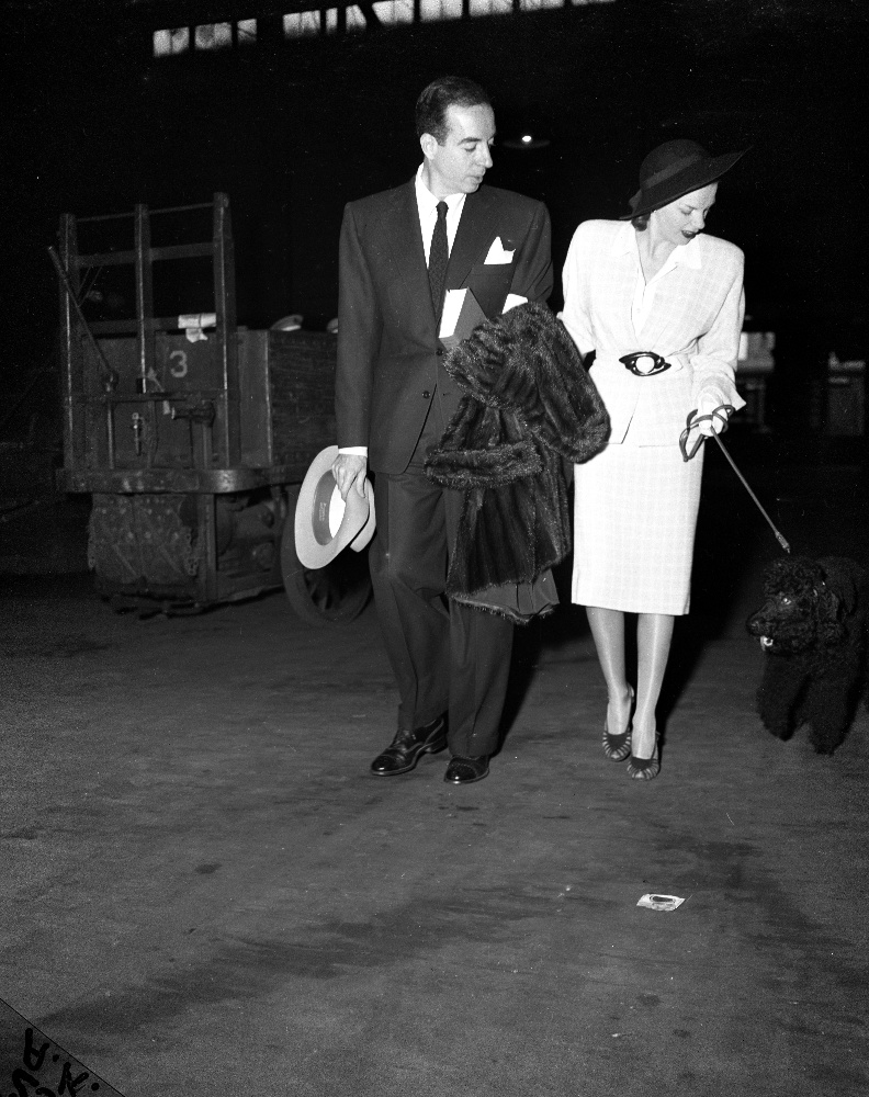June 21, 1945 Vincente Dearborn Station