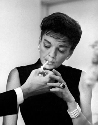 Judy Garland in Copenhagen June 26, 1964