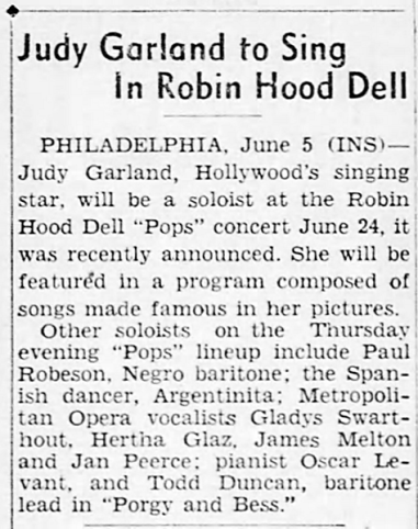 June-27,-1943-ROBIN-HOOD-DELL-Lansing_State_Journal
