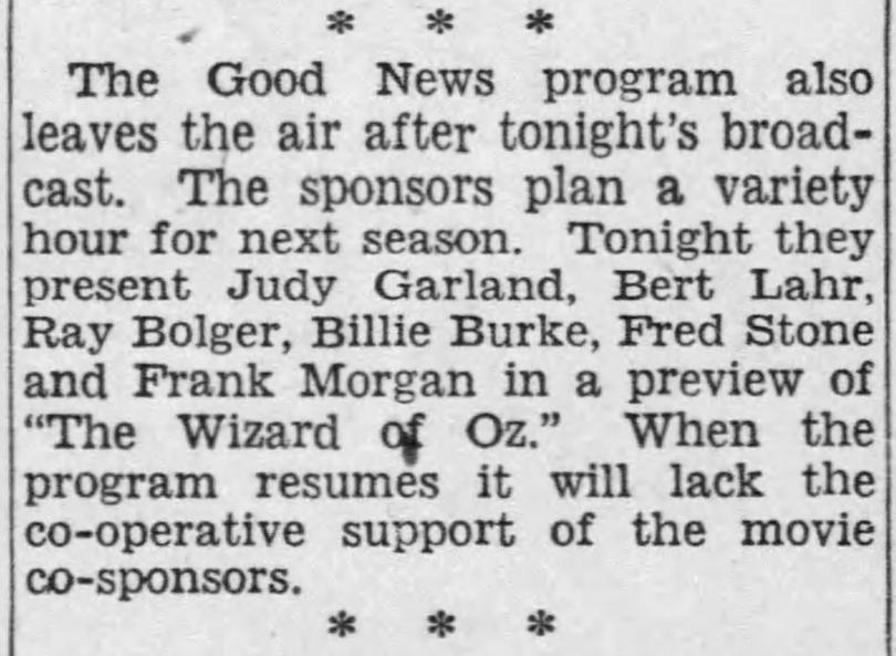 June 29, 1939 RADIO GOOD NEWS DETAISL The_Pittsburgh_Press
