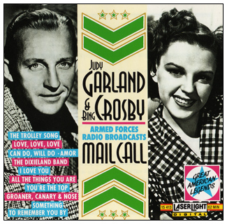 Judy Garland & Bing Crosby - Mail Call June 3, 1944