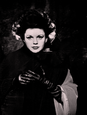 Judy Garland - Milton Greene Portrait