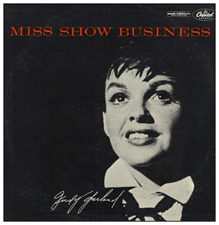 """Judy Garland """"Miss Show Business"""""""