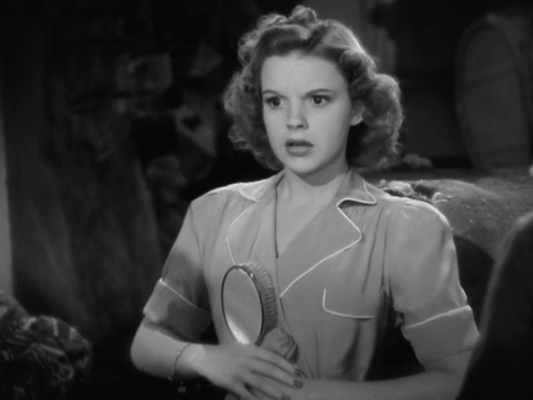 "Judy Garland in ""Babes in Arms"" 1939"