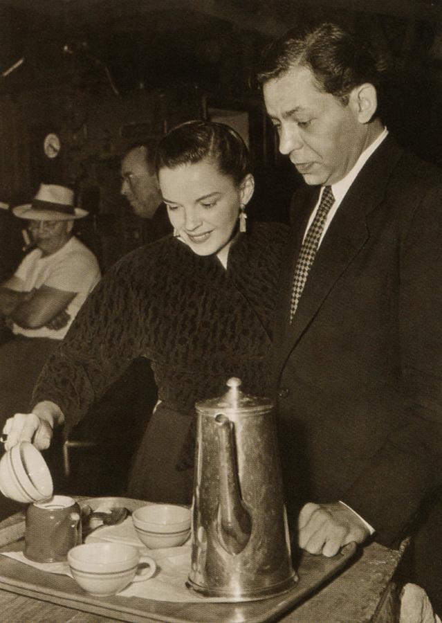 "Judy with Oscar Levant ""The Barkleys Of Broadway"""