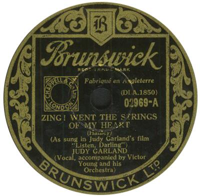 Brunswick-Label